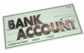 divorce bank account questions