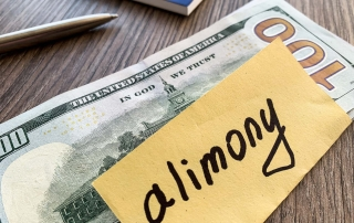 how can alimony be terminated